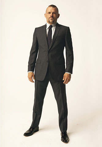 structured silhouette suit - Types of Suits for Men