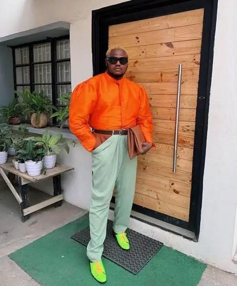 Oluwatosin Ogundadegbe - Celebrity Stylists in Nigeria