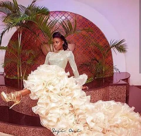 celebrity styled by Toyin Lawani