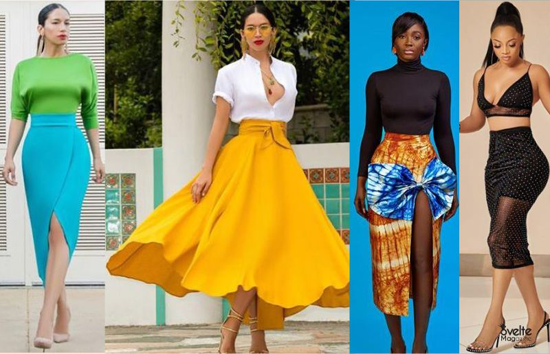 7 Stylish Ways to Rock a Midi Skirt