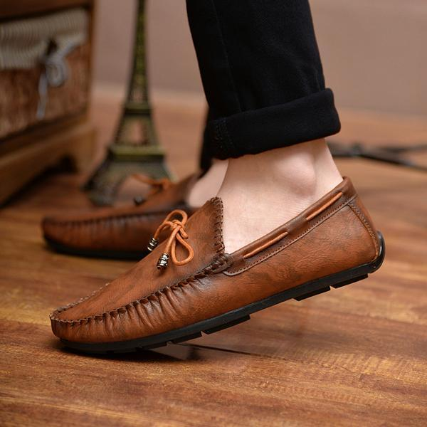 moccasin for men