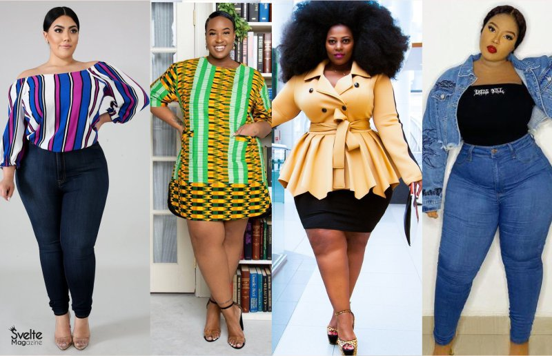 10 Belly-Concealing Outfits for Ladies with Big Belly