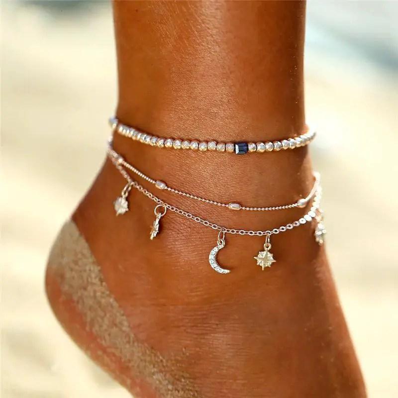 why women wear anklets