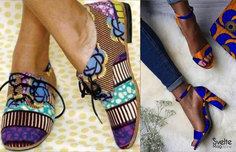How to Make Ankara Shoes: 5 Simple DIY Tips