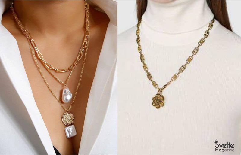 How to Pair the Right Necklace with Your Dresses