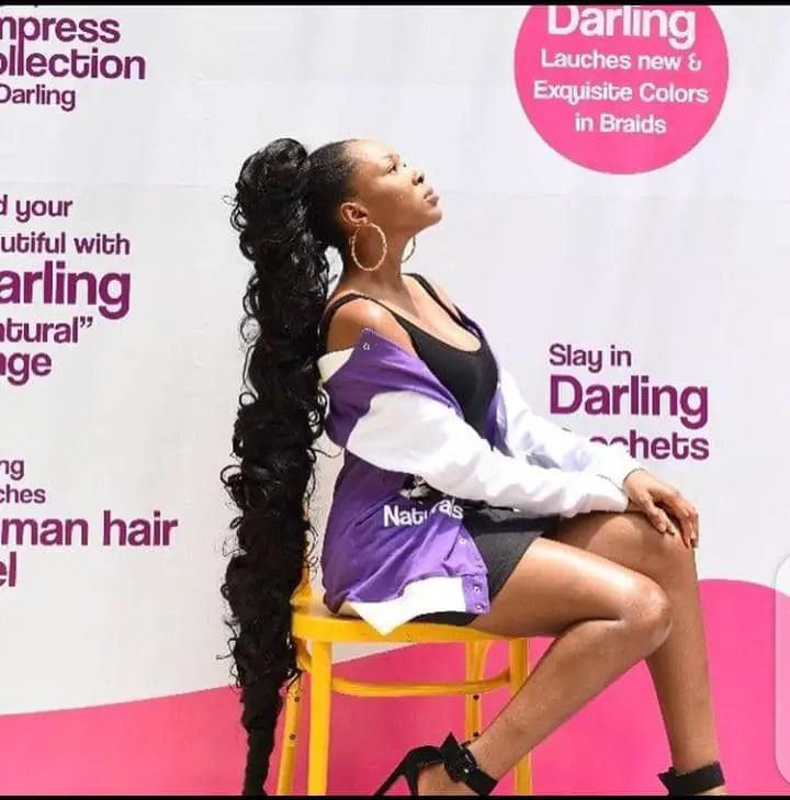 Darling hair