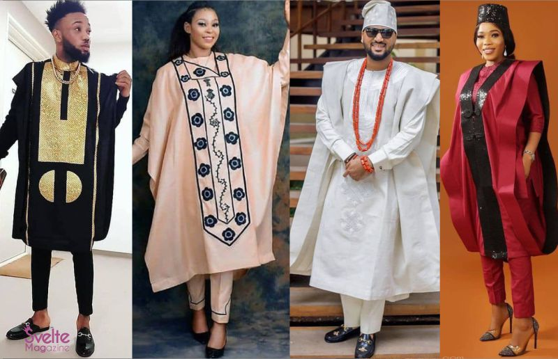 Latest Agbada Styles for Men and Women