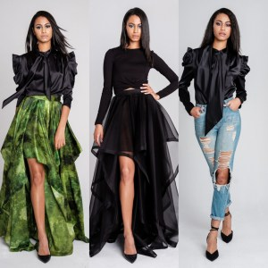 Imaatu Debuts 'Adire Tuntun' Collection