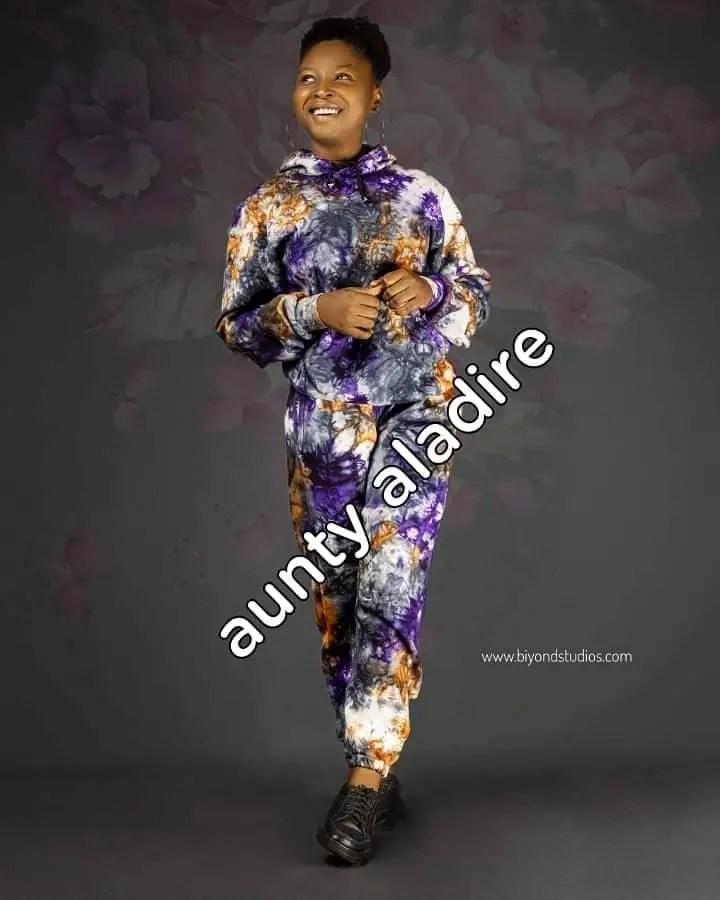 Aunty  Aladire adire