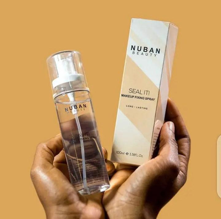 Nuban Beauty products