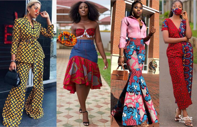 44 Beautiful Ankara Styles for Christmas