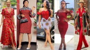 30 Chic Ankara Styles for Valentine