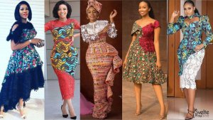 31 Awesome Ankara and Lace Combination Styles to Rock this Month