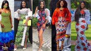 30 Ankara and Organza Styles for Native Wear