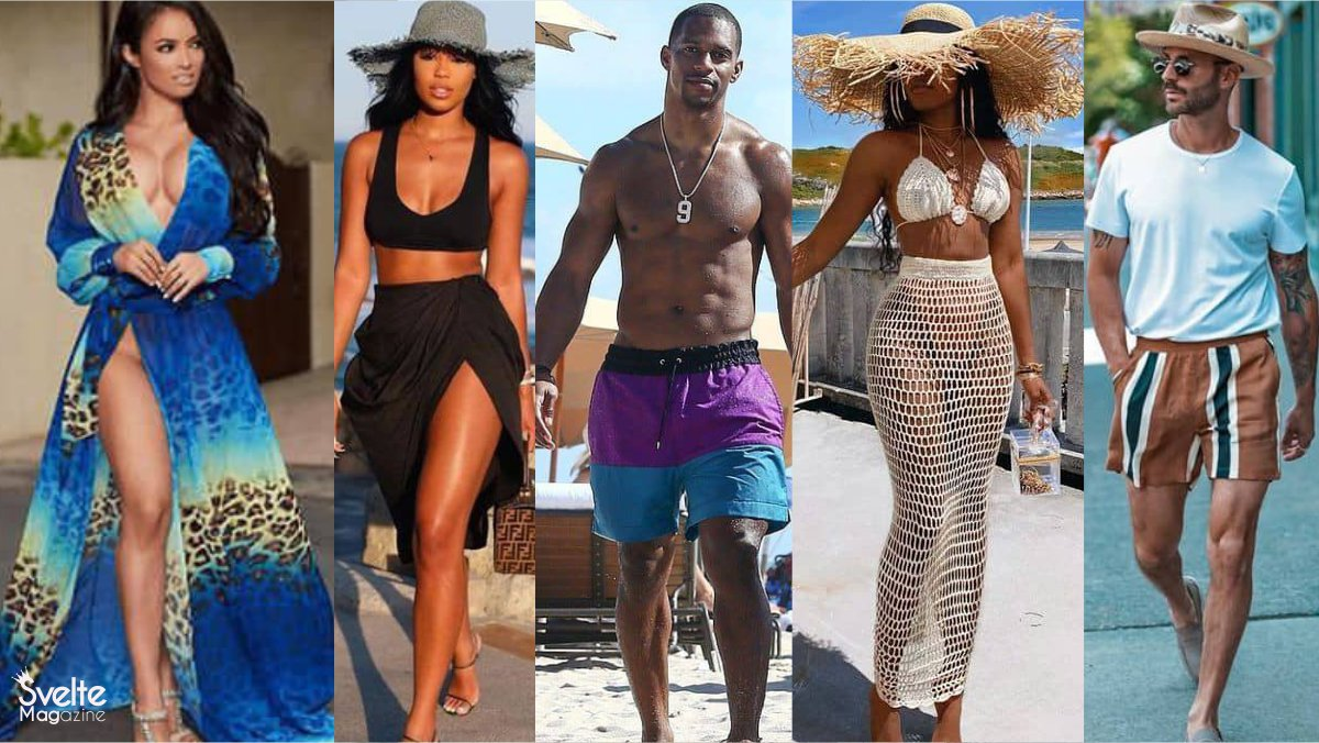 What to Wear to the Beach — Outfits for Men and Women