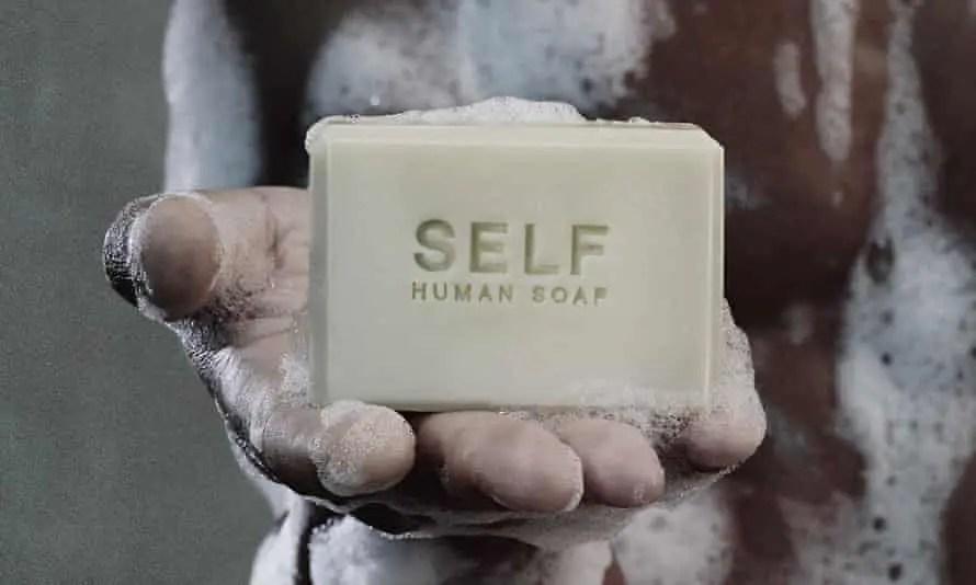 bathing soap