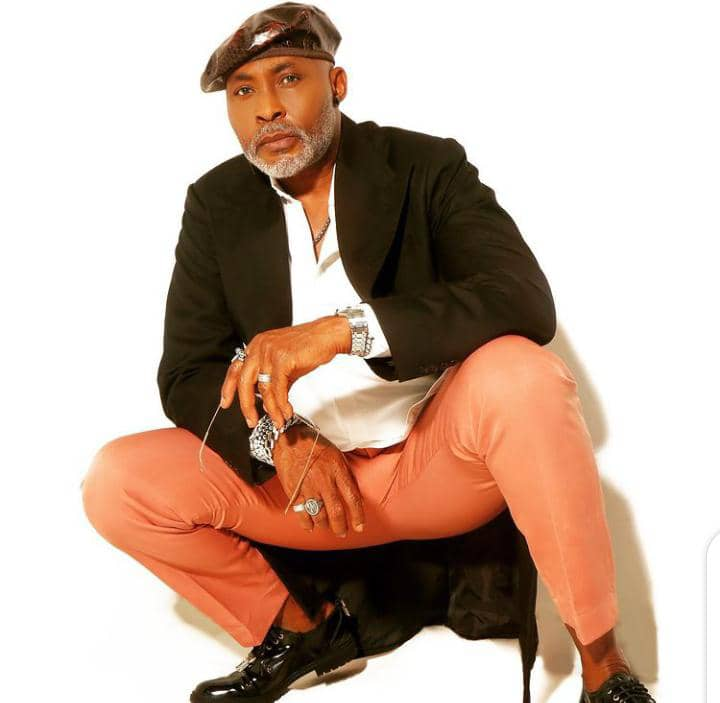RMD in street mode for a shoot