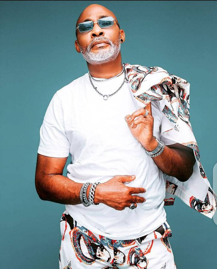 RMD posing for a photo shoot