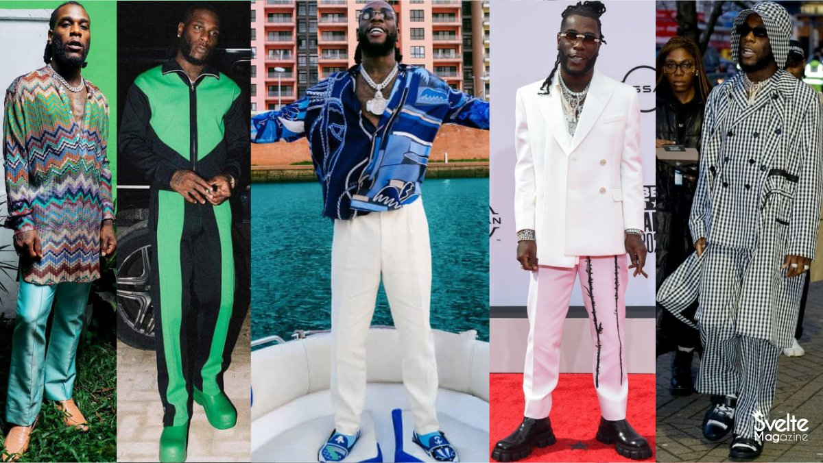 You are currently viewing What Do You Think About Burna Boy's Style of Dressing?