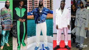 Read more about the article What Do You Think About Burna Boy's Style of Dressing?