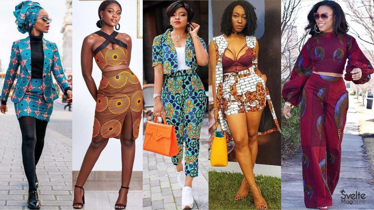 You are currently viewing Latest Ankara Two-Piece Styles for the Beautiful African Woman