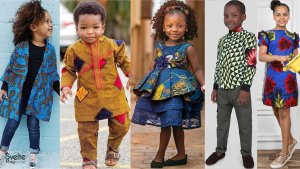 Read more about the article 38 Adorable Ankara Styles for Kids