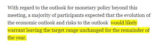 1 FOMC