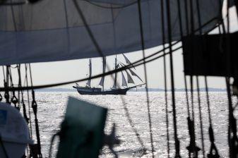 YCP mit Jacob Meindert auf der Ostsee 2009