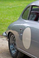 Porsche 356 Heck auf der ADAC Niedersachsen Classic 2012
