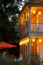 Bad Pyrmont Kurpark Teehaus 2012