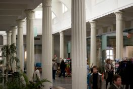 Bad Pyrmont Wandelhalle 2012