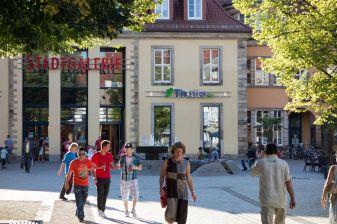 Hameln Pferdemarkt Stadtgalerie 2013