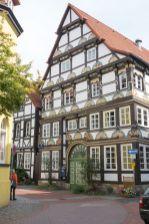 Hameln Fachwerkhaus Kupferschmiedestraße 2013