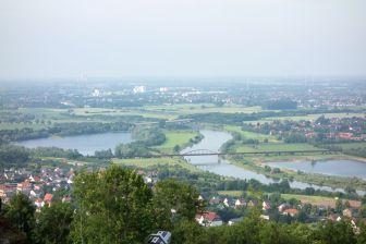 Minden Weser Porta Westfalica 2013