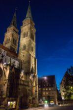 Nürnberg Sankt Sebaldus Kirche 2013