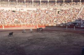 Stierkampf Madrid 1977