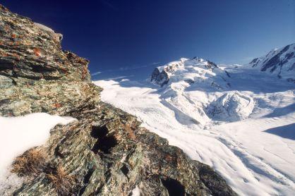 Gornergrat in Zermatt 1980