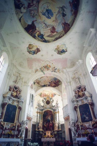 Kirche am Bodensee 1981