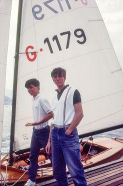 Pirat am Vierwaldstätter See 1983