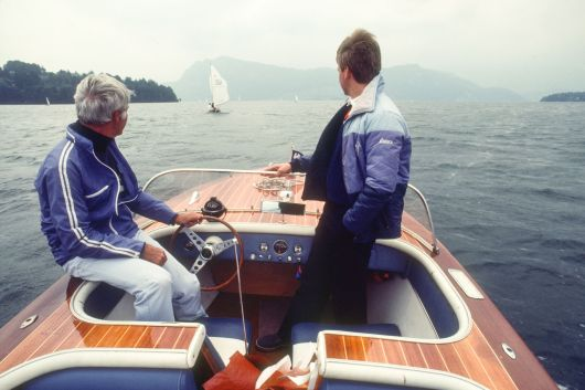 Vierwaldstätter See 1983