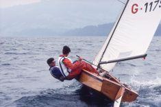 Pirat auf dem Vierwaldstätter See 1983
