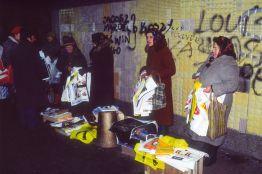 Polen Dezember 1989