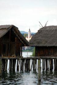 Pfahlbauten am Bodensee 2007