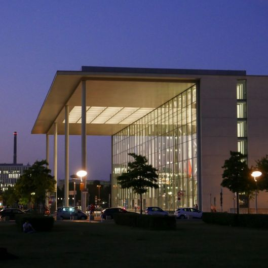 Berlin 2016 Bundestag
