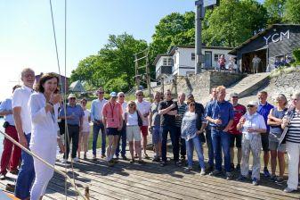 """Drachen Bootstaufe """"True Love"""" 2017 im YCM Yachtclub Möhnesee"""