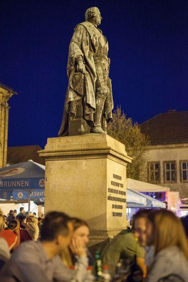 Weinfest Schlossplatz Erlangen 2017