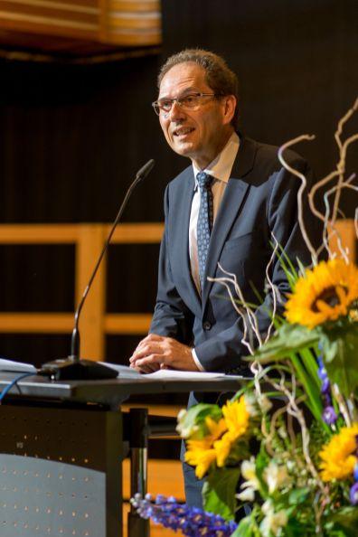Abi Vergabe im NGN Nürnberg 2018