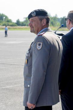 Bundeswehr Beförderung München 2018