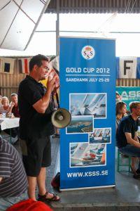 Goldpokal Folkeboot Travemünde 2011