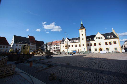 Freiberg in Sachsen 2011